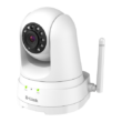 D-link mydlink Full HD Pan & Tilt Wi-Fi Camera  - 2 megapixel CMOS sensor - H.26