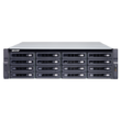 16-Bay NAS, Intel® Xeon® E-2124 quad-core 3.3 GHz processor (burst up to 4.3 GHz
