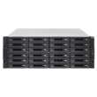 24-Bay NAS, Intel® Xeon® E-2136 quad-core 3.3 GHz processor (burst up to 4.5 GHz