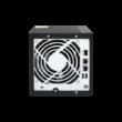 4-Bay NAS, Annapurna Labs AL214 Quad core 1.7GHz, 2GB DDR3L SODIMM RAM (max 8GB