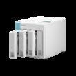 4-Bay NAS, Annapurna Labs AL214 Quad core 1.7GHz, 1GB RAM, SATA 6Gb/s,  2x GbE L