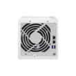 4-Bay NAS,Annapurna Labs AL314 Quad core 1.7GHz, 1GB DDR3 SODIMM RAM (max 8GB),