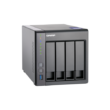 4-Bay NAS,Annapurna Labs AL314 Quad core 1.7GHz, 2GB DDR3 SODIMM RAM (max 8GB),