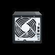4-Bay NAS, Intel Celeron Quad-Core 2.0GHz (up to 2.42GHz), 2GB DDR3L RAM (max 8G