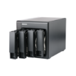 4-Bay NAS, Intel Celeron Quad-Core 2.0GHz (up to 2.42GHz), 8GB DDR3L RAM (max 8G