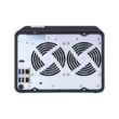 6-Bay NAS, Intel Celeron Gemini Lake J4125 quad-core 2.0GHz (up to 2.7GHz), 8GB