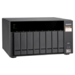 "8-Bay NAS, AMD RX-421ND 2.1~3.4 GHz, 4GB DDR4 RAM (max 64GB), 8x 2.5""/3.5"" + 2x"