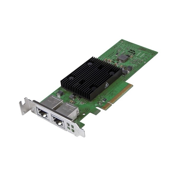 Dell Broadcom 57412 Dual Port 10G SFP+ PCIe PCIe Adapter Low Profile