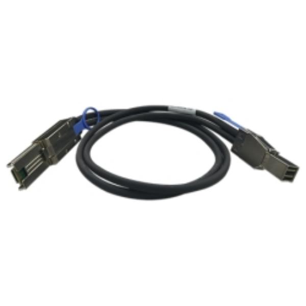 Mini SAS cable (SFF-8644-8088), 1.0m