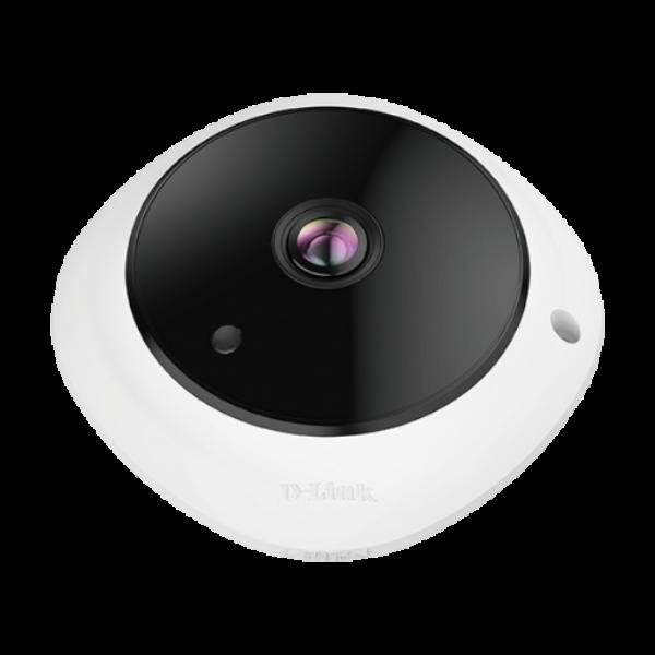 D-link Vigilance 5-Megapixel Panoramic Fisheye Camera - 5 Megapixel CMOS sensor