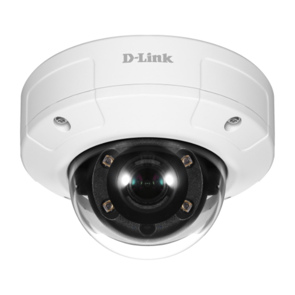 D-link Vigilance 3-Megapixel Vandal-Proof Outdoor Dome Camera