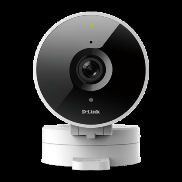 D-link mydlink Full HD Wi-Fi Camera - 2 megapixel CMOS sensor - H.264 compressio