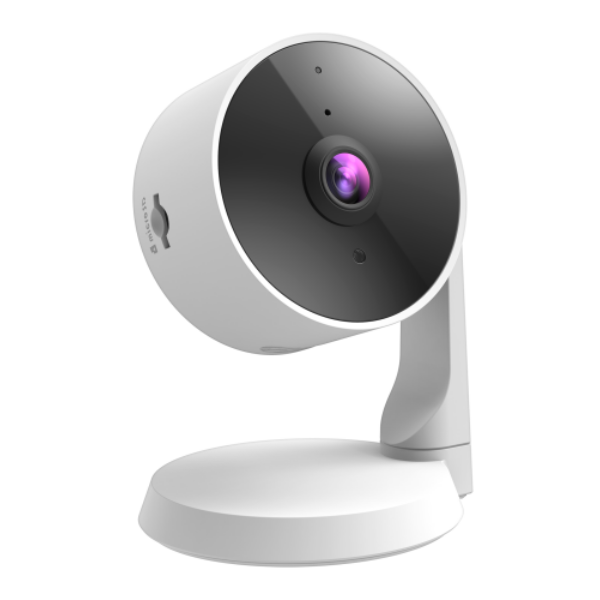 D-link Smart Full HD Wi-Fi Camera - 1080P Full HD resolution - Night vision with
