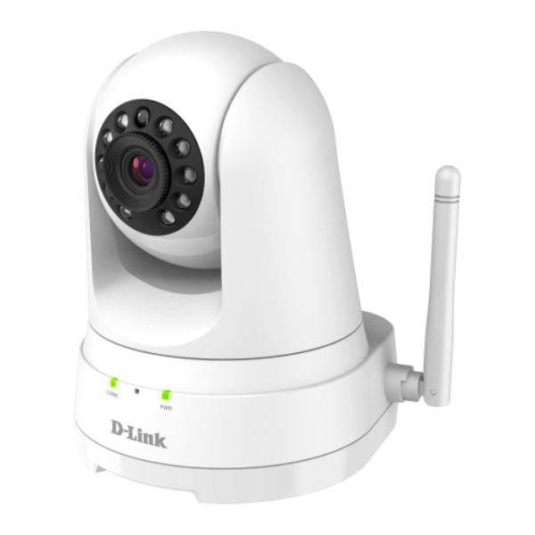 mydlink Full HD Pan & Tilt Wi-Fi Camera