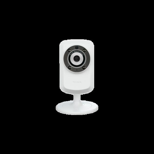 D-Link Securicam Wireless N Home IP Network Camera, WPS, IR w/ myDlink