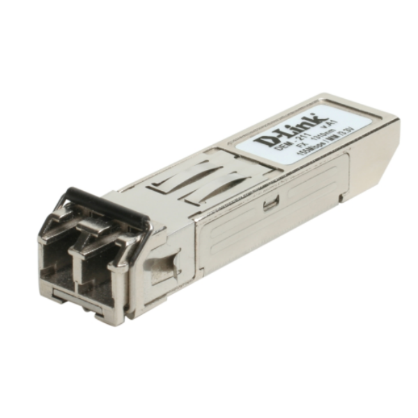 D-Link 155Mbps Multi-Mode LC SFP Transceiver (2km) for suitable Switch Series
