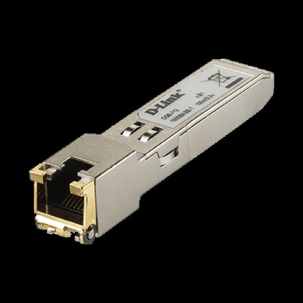 D-link SFP 10/100/1000 BASE-T Copper Transceiver