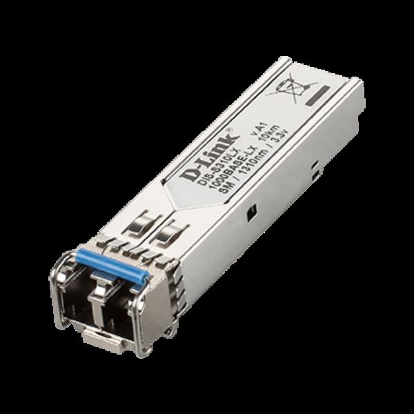 D-link 1-port Mini-GBIC SFP to 1000BaseLX Transceiver