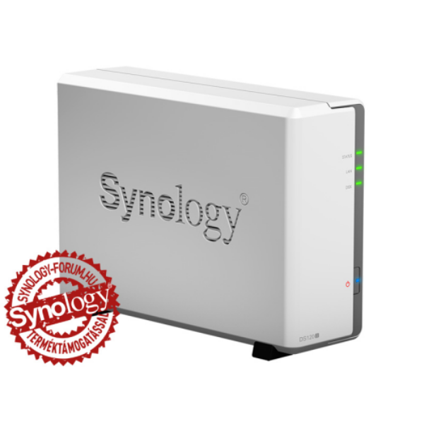 Synology DiskStation DS120j NAS (1HDD)