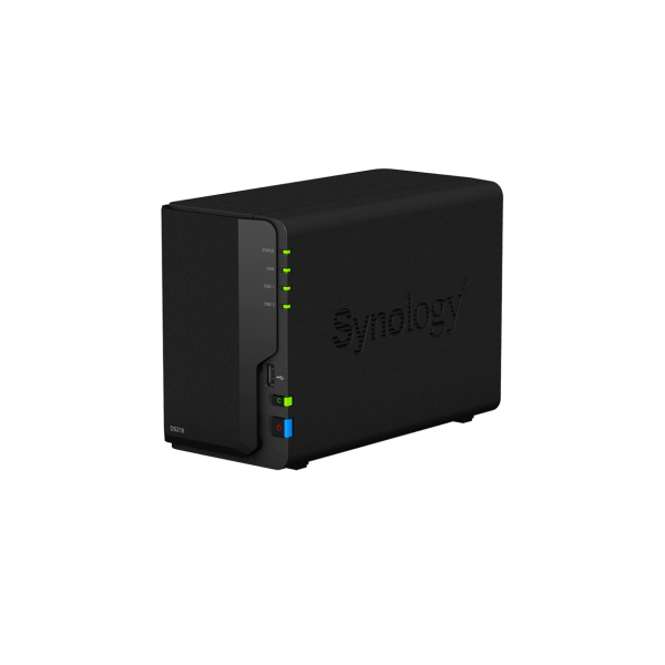 Synology DiskStation DS218 NAS (2HDD)
