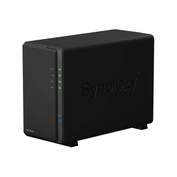 Synology DiskStation DS218play NAS (2HDD)