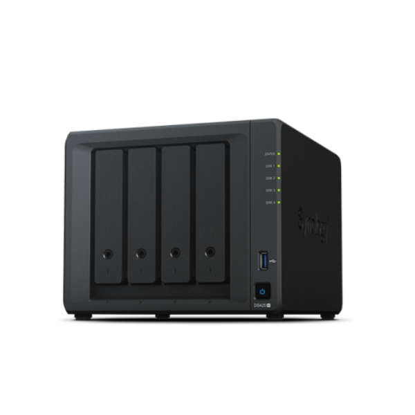 Synology DiskStation DS420+ NAS (4HDD)
