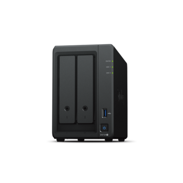 Synology DiskStation DS720+ (6 GB) NAS (2HDD)