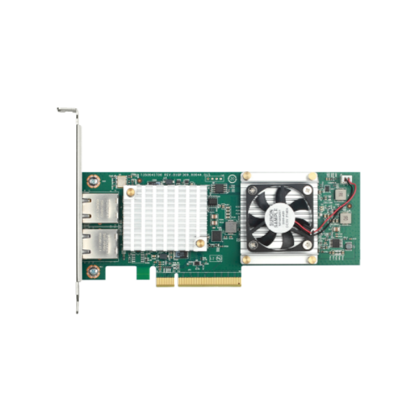 Dual Port 10GBASE-T  RJ45 PCI Express Adapter