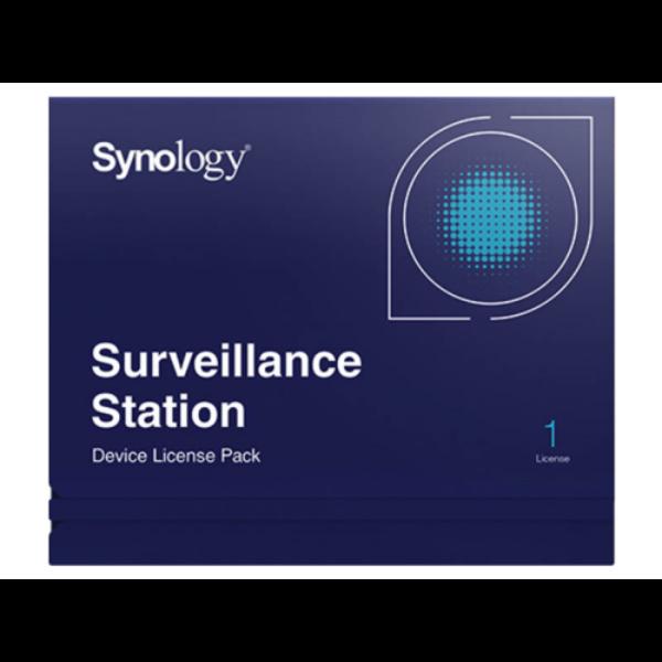 Synology Device license pack - 1, Licenc 1 kamerához vagy I/O modulhoz