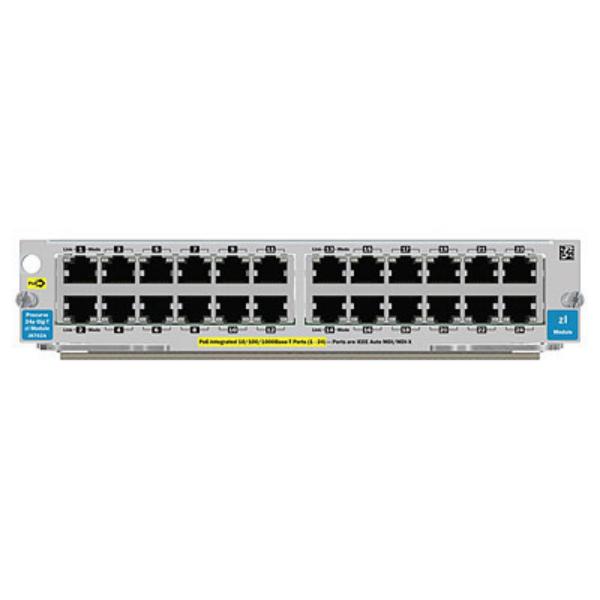 HP 24-port Gig-T v2 zl Module