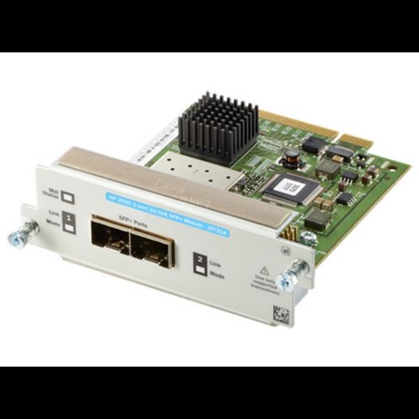 HP 2920 2-Port 10GbE SFP+ Module