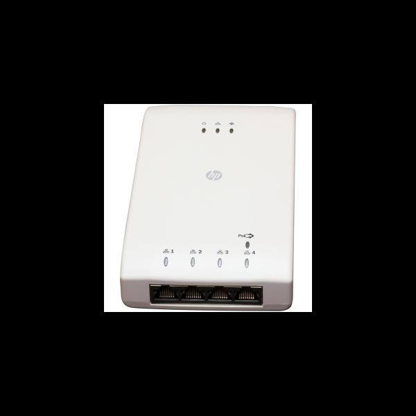 HP 517 802.11ac (WW) Unified Walljack