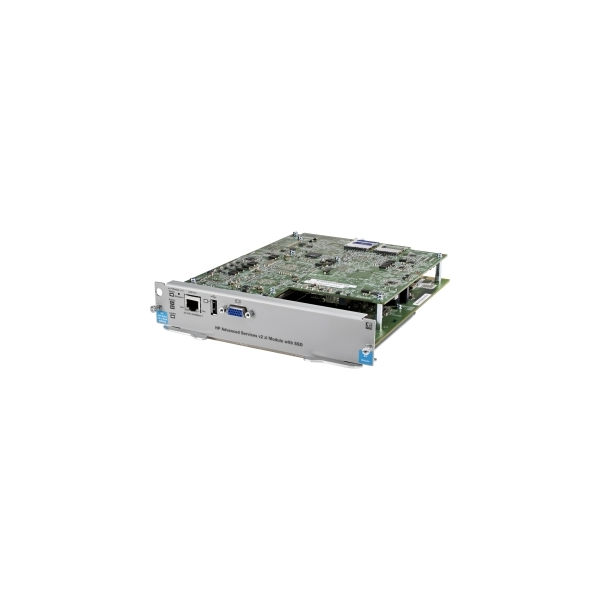HP Advanced Services v2 zl Module w/ SSD