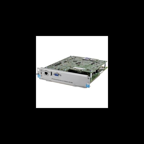 HP Advanced Services v2 zl Module w/ SSD