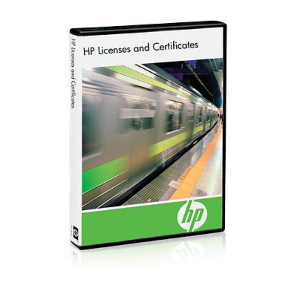 HP 6600 Router Software License