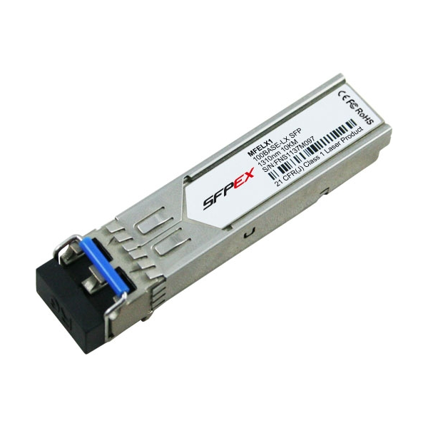 Cisco 100 Base-LX Mini-GBIC SFP Transceiver