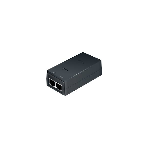 Ubiquiti PoE Injector, 24VDC, 12W