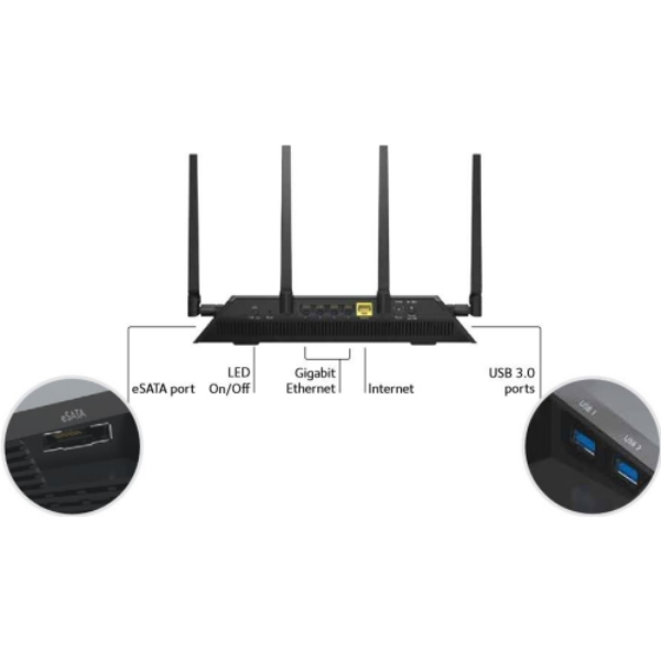 4PT AC2350 WIFI ROUTER