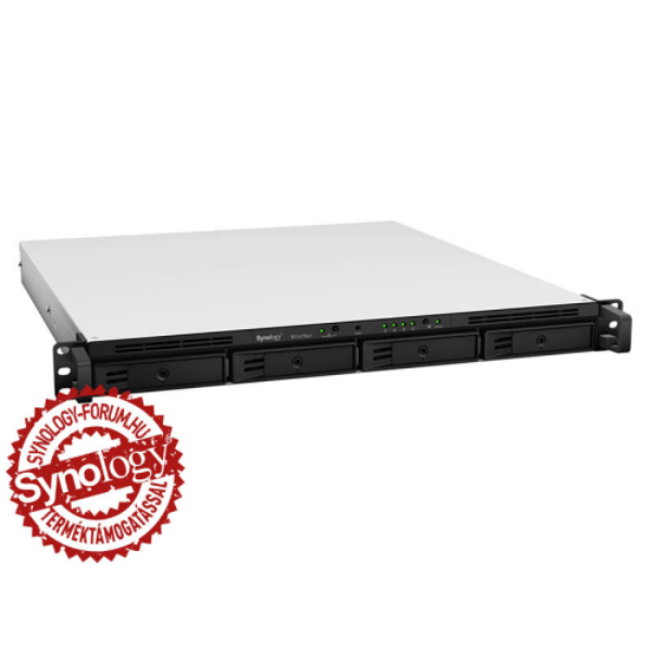 Synology RackStation RS1619xs+ NAS (4HDD)