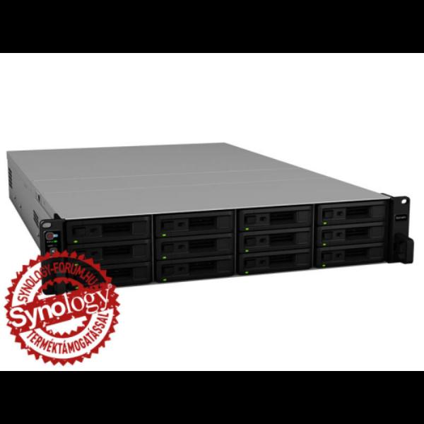Synology RackStation RS2418+ NAS (12HDD)