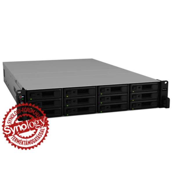 Synology RackStation RS2418RP+ NAS (12HDD)