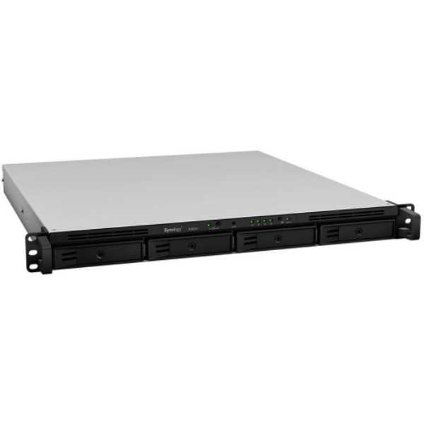 Synology RackStation RS820RP+ (10 GB)  NAS (4HDD)