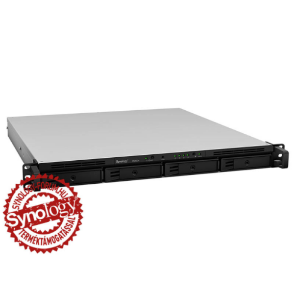Synology RackStation RS820RP+ (2 GB)  NAS (4HDD)