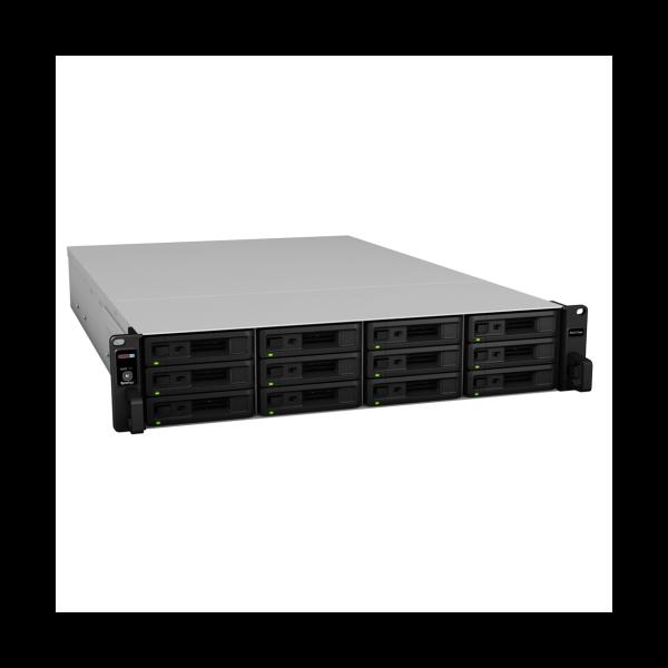 Synology RX1217sas NAS bővítés (12SAS HDD)