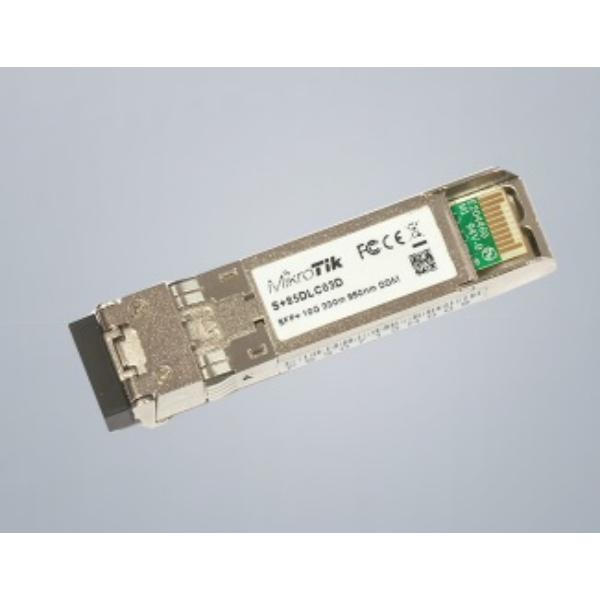 MikroTik SFP+ module 10G MM 300m 850nm