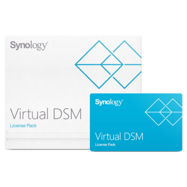 Synology Virtual DSM License Pack, 3 éves Virtual DSM licenc