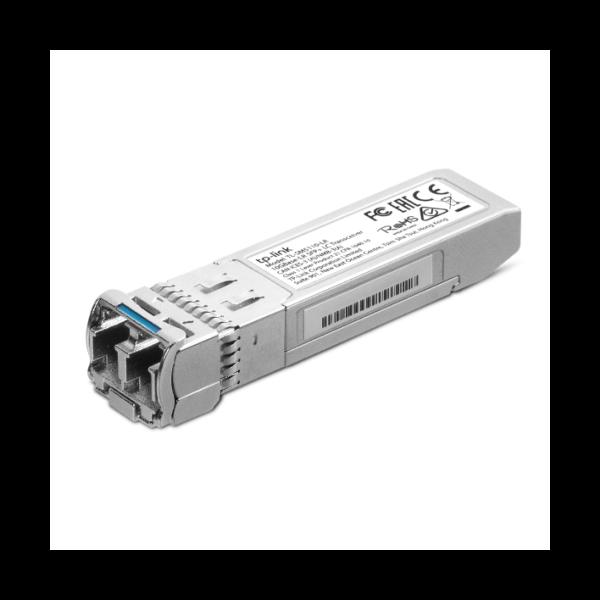 TP-LINK TL-SM5110-LR 10GBase-LR SFP+ LC adóvevő