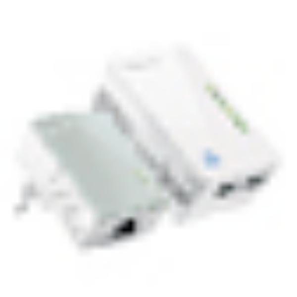 TP-LINK TL-WPA4220 Wireless Powerline Extender kit
