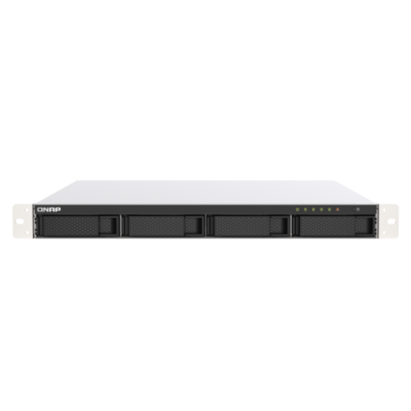 4-Bay NAS, Intel Celeron J4125 (Gemini Lake Refresh) quad-core 2.0GHz (burst up