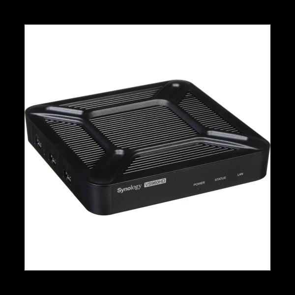 Synology VS960HD VisualStation, Megfigyelőállomás maximum 96 kamera részére